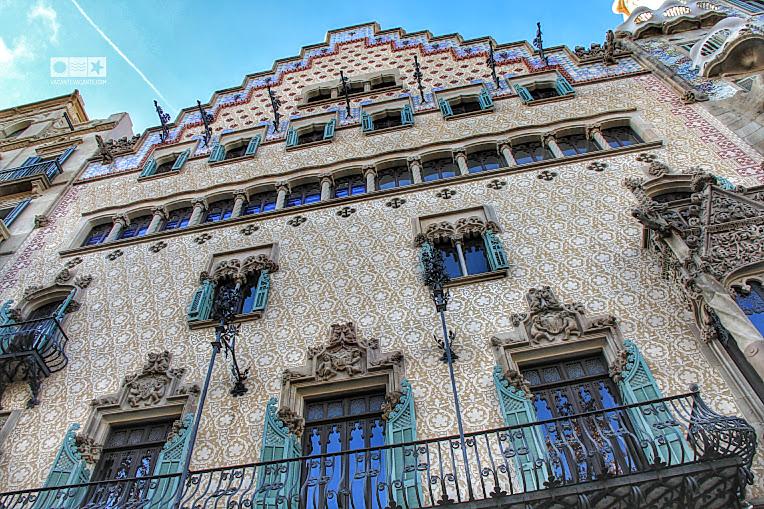 barcelona cladiri