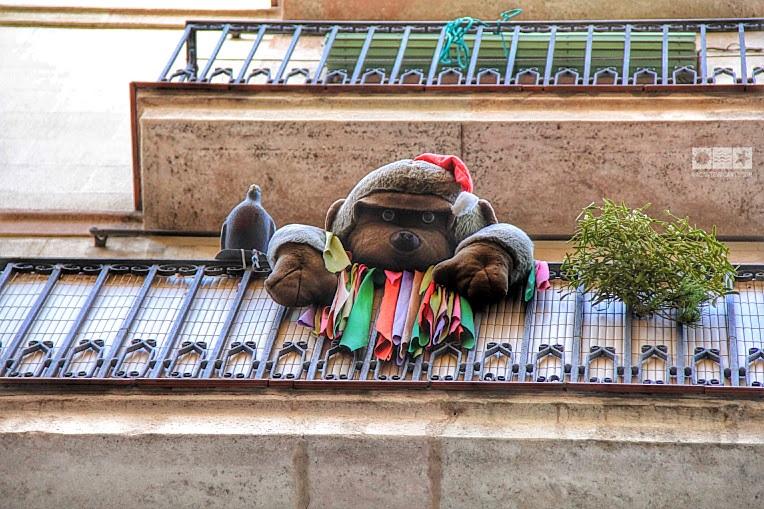 barcelona, de Craciun