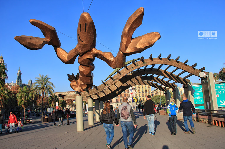 barcelona, port