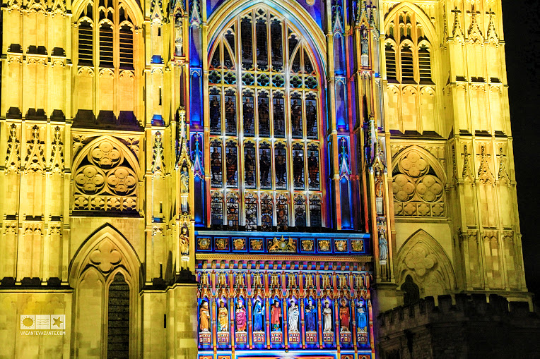 lumiere, westminster abbey