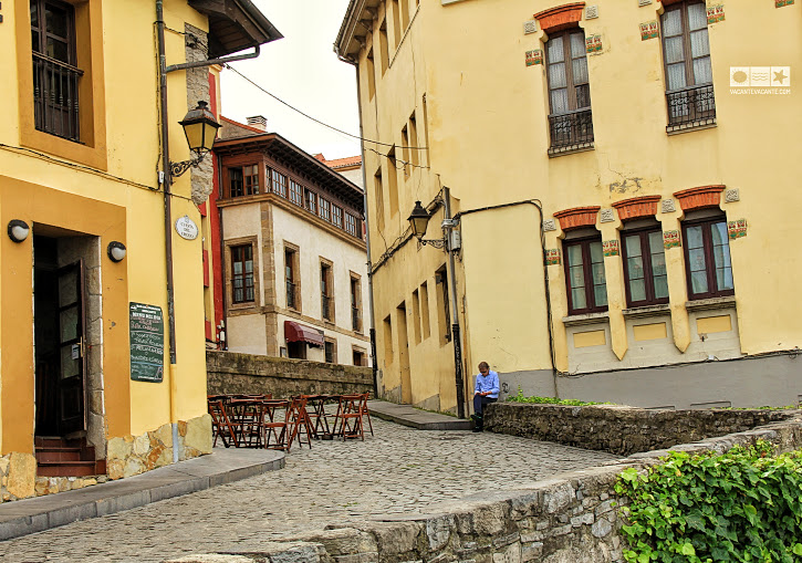 gijon, centrul vechi