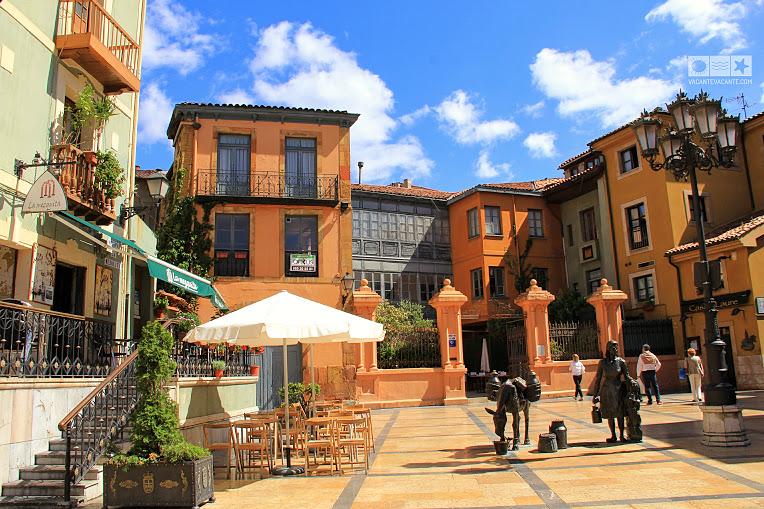 oviedo, capitala asturiei