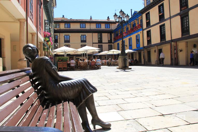 oviedo, nordul spaniei
