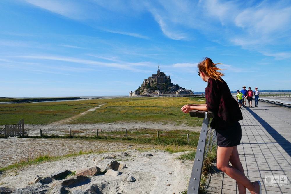 Mont Saint Michel Franta